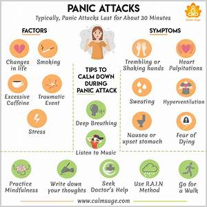 Panic or anxiety attack: treatment and symptoms does it work?