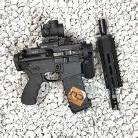 Pantheon Arms Dolos Law Tactical Folding Stock Adapter Kit