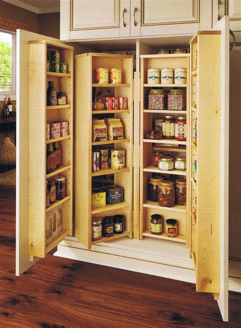 Pantry cabinet design Image