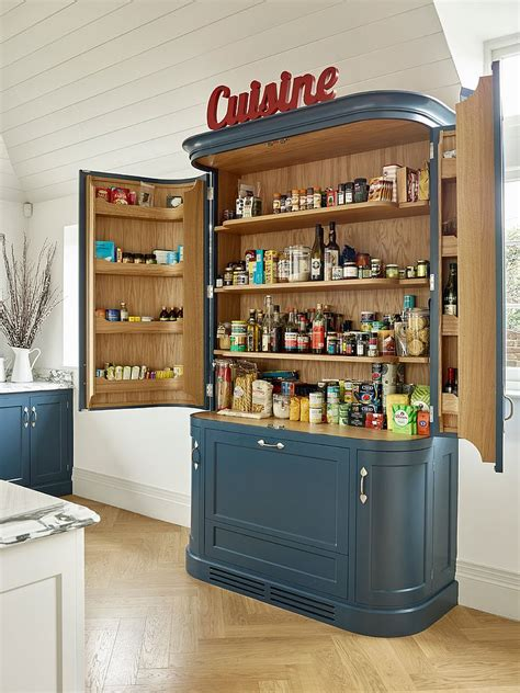 Pantry ideas for small apartments Image