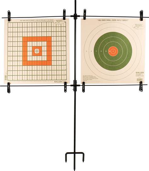 Paper Target Holder