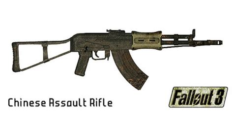 Paradise Falls Chinese Assault Rifles And Recon Assault Rifle With Energy Bayonet