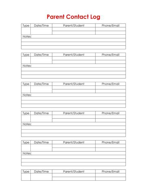Parent Contact Form Template CV Templates Download Free CV Templates [optimizareseo.online]