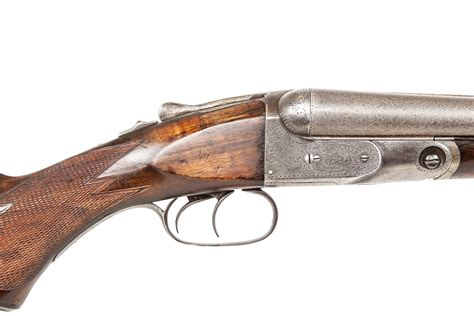 Parker Brothers 12 Gauge Double Barrel Shotgun Value