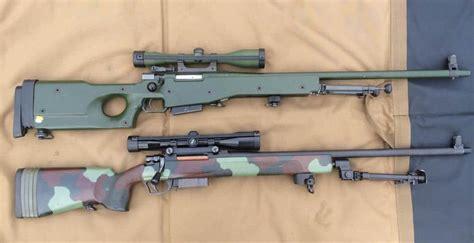 Parker Hale M85 Sniper Rifle
