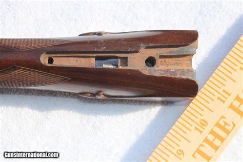 Parker Shotgun Replica Stocks
