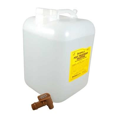Parkerizing Supplies Only 5 Gal Post Brownells Dk
