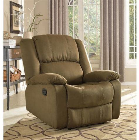Parsonsfield manual wall hugger recliner by andover mills Image