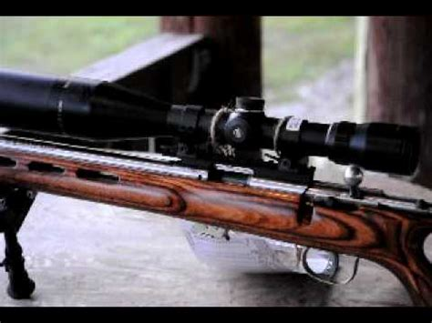 Part 1 Of 2 Savage Mark Ii Btvs Up Close With Egw 20 Moa Picatinny Rail