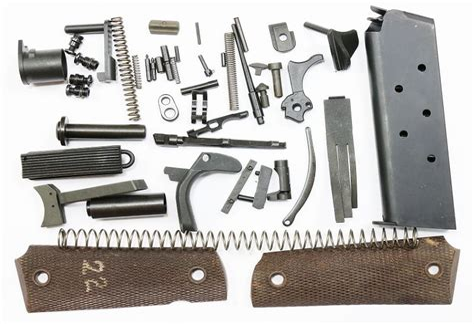 Parts 1911 Handguns