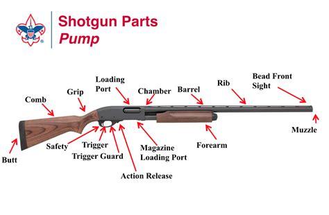 Parts Of A Shotgun Boyscouts