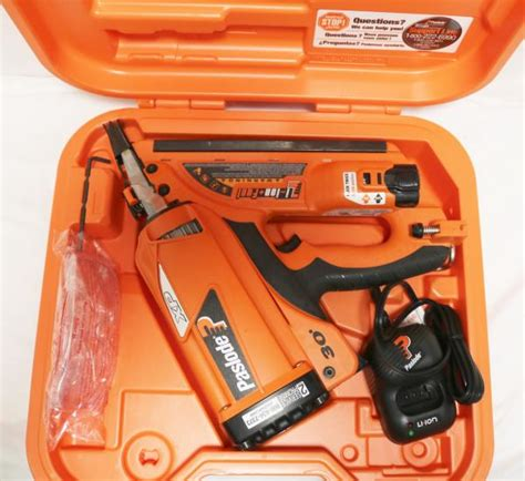 paslode cordless battery pdf manual