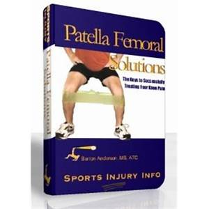 Patella femoral solutions sports injury info scam?
