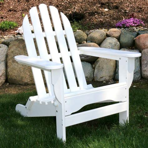 Paterson Plastic Folding Adirondack Chair