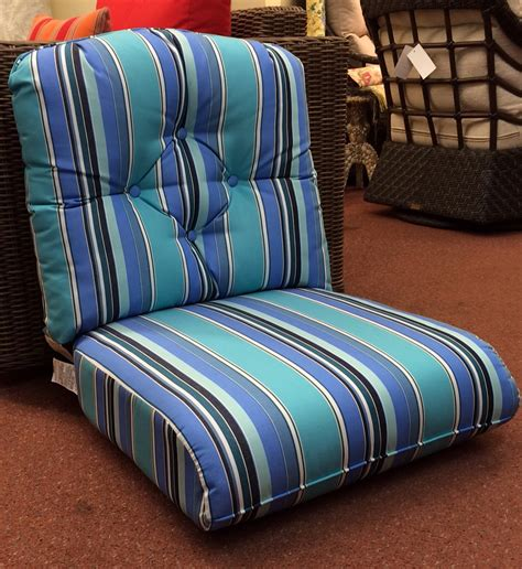 Patio furniture cushions clearance sale Image