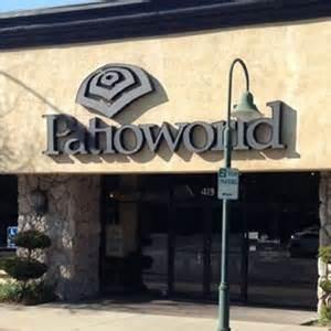 Patio world locations Image