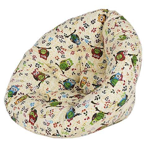Pattern Bean Bag Chair