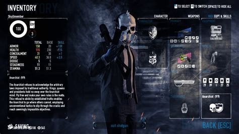 Payday 2 Shotgun Build