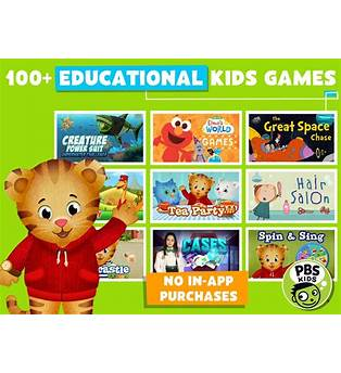 Pbs Kids New Games