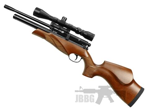 Pcp Multi-shot Bolt Action Rifle Model Bpf22s Parts