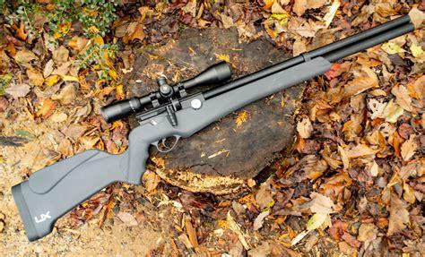Pcp Rifle Shooting
