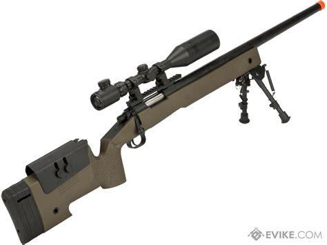 Pdi Custom S T Usmc M40a3 Bolt Action Airsoft Sniper Rifle