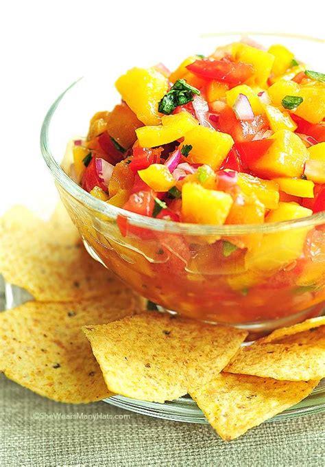 Peach Salsa Recipe Watermelon Wallpaper Rainbow Find Free HD for Desktop [freshlhys.tk]