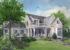 Peach tree cottage house plan Image