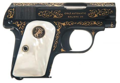 Pearl Grip Pocket Pistol