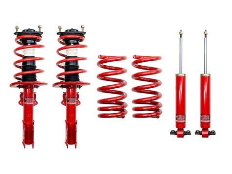 Pedders Sportsryder Ezifit Spring Shock Kit