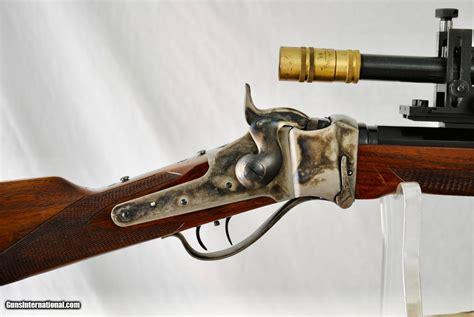 Pedersoli 1874 Sharps Long Range Rifle