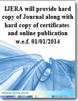 Peer Reviewed Journal Ijera Com