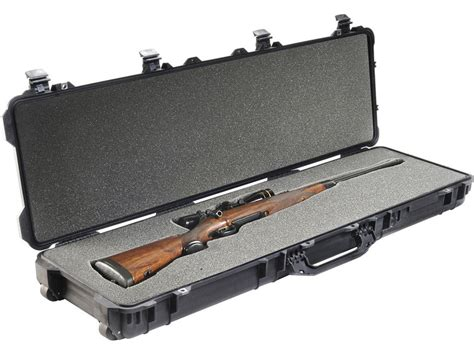 Pelican 1750 Scoped Rifle Gun Case