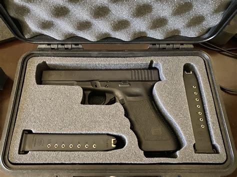 Pelican Case For Glock 17