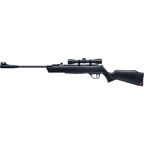 Pellet Gun With Rifled Barrel