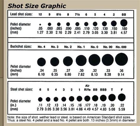 Pellet Size In Shotgun Shells