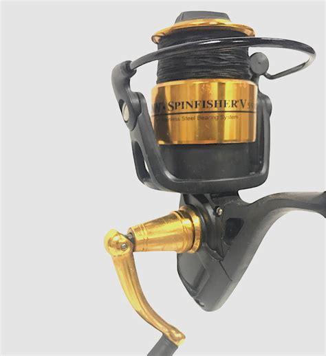 Penn Spinfisher V 5500 Combo