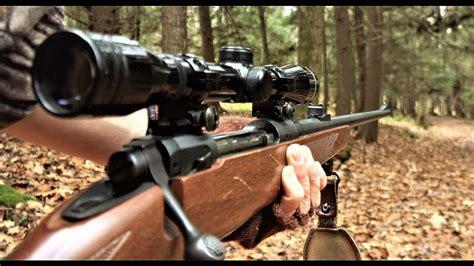Pennsylvania Deer Hunting Rifle Requirements