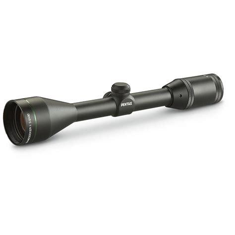 Pentax Gameseeker Ii Rifle Scope 2 5 10x56