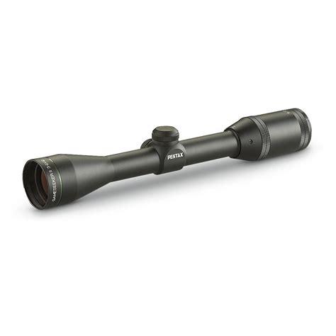 Pentax Rifle Scopes Uk