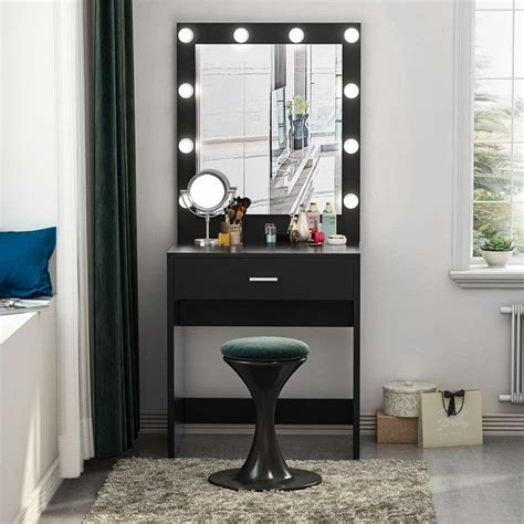 Perley Vanity with Mirror