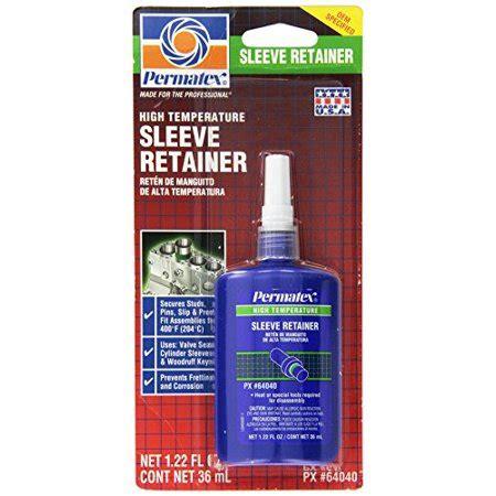 Permatex High Temperature Sleeve Retainer Permatex