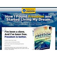 Cheapest personal freedom: a guide to creating the life of your dreams