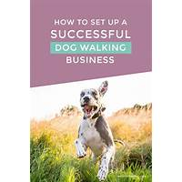 Coupon for pet sitting and dog walking business start up kit