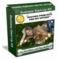 Pet sitting business start up kit online tutorial
