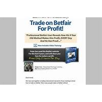 Best reviews of pete's betfair methods