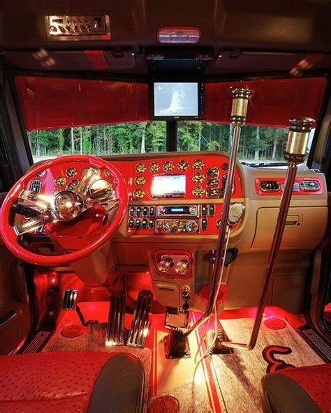 Peterbilt 379 Custom Interior Make Your Own Beautiful  HD Wallpapers, Images Over 1000+ [ralydesign.ml]