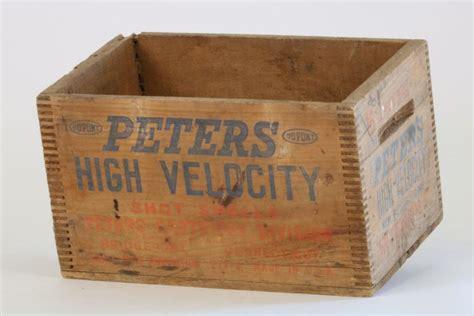 Peters Ammo Box