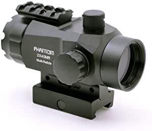 Phantom Red Dot Sight 2x40mr