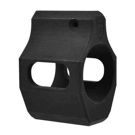 Phase 5 Tactical Low Profile Gas Blocks Set Screws Style Lo Profile Gas Block Bore Diameter 750